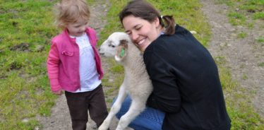 kids love baby animals