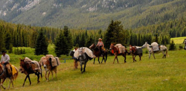 Montana Bunkhouses Working Ranches, Livingston, Montana | Farm Stay USA