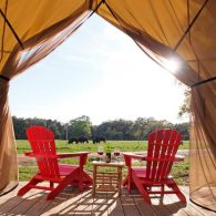 Blisswood Bed and Breakfast Ranch Grand Safari Tent