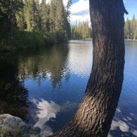 Boulder Lake shore