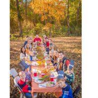 Thanksgiving on the farm