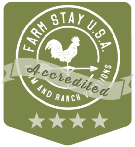 Farm Stay USA | 4-Star Accreditation