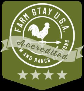 Farm Stay USA | 4-Star Accreditation