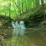 Walking trails, nature hikes, waterfall-By Faith Farm has it all!