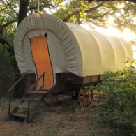 Blisswood Bed and Breakfast Ranch Covered Wagon