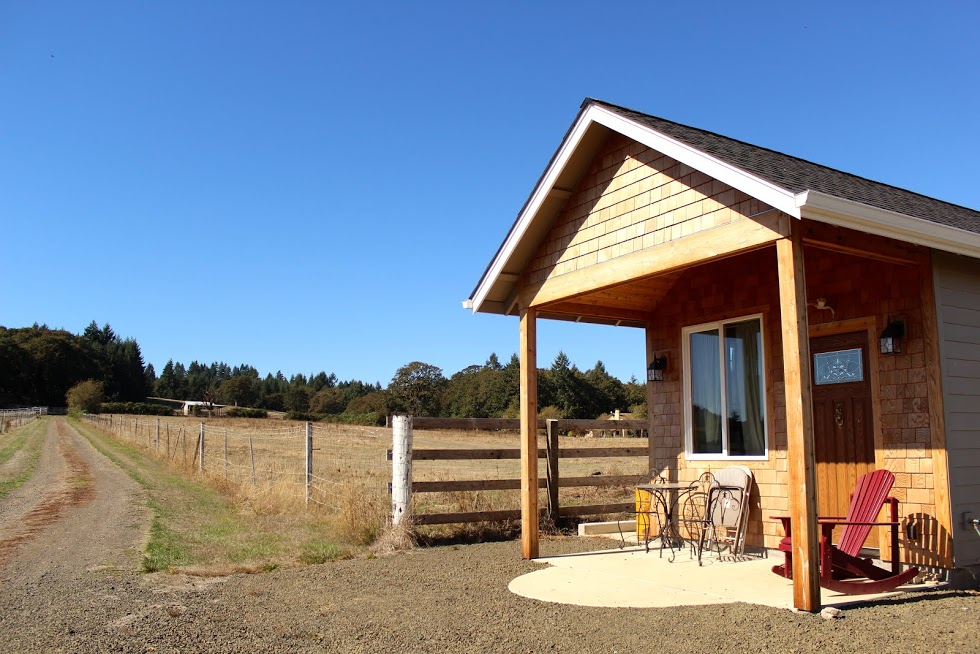 Airlie Farm Bed & Breakfast, Monmouth, Oregon | Farm Stay USA