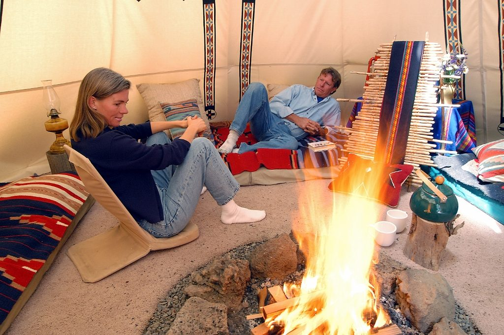Nomadic Tipis | Farm Stay USA