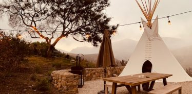 Nomadics Tipis | Farm Stay USA