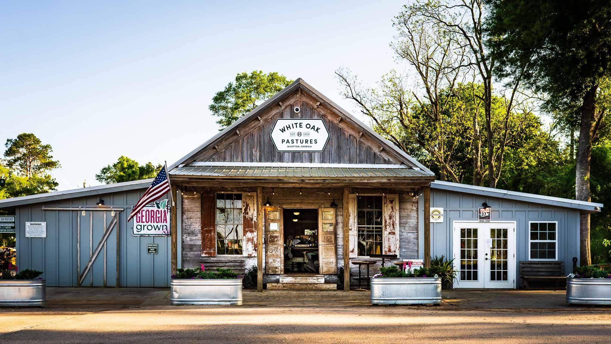 White Oak Pastures, Bluffton, Georgia | Farm Stay USA
